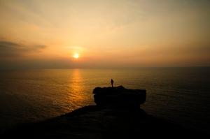 JUNE SUNSET FROM BARRAS NOSE EDITED ROBERT HESKETH 4 NEF