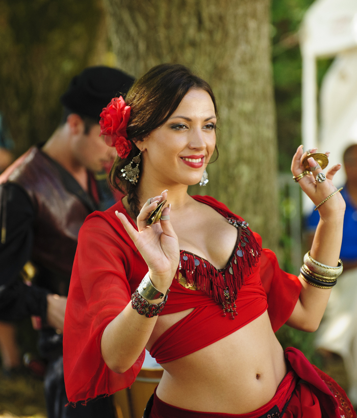 SPANISH DANCE CHATEAU RANROUET TWO ROBERT HESKETH